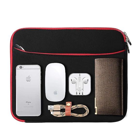 Amazon.com: Portable Neoprene Zipper Carrying Pouch Case Bag ...