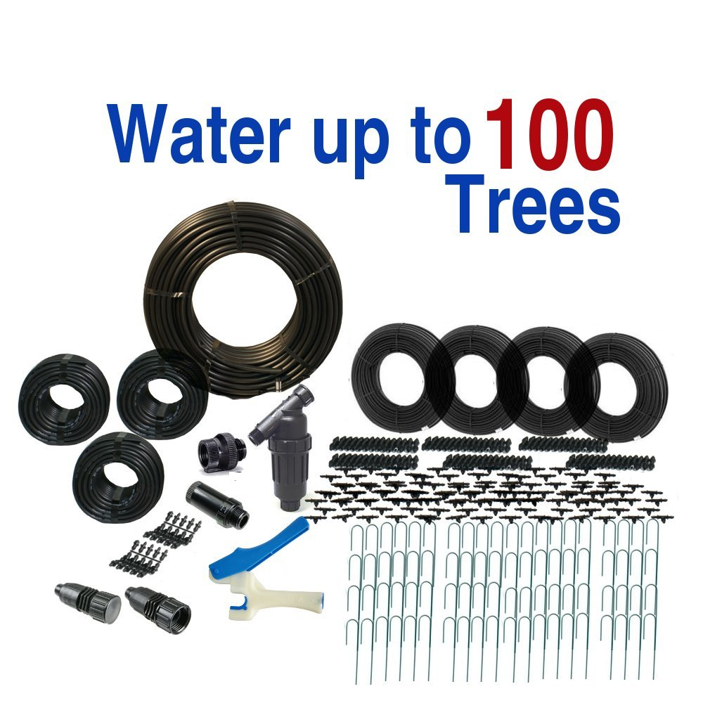 Ultimate Drip Irrigation Kit for Trees by Drip Depot
