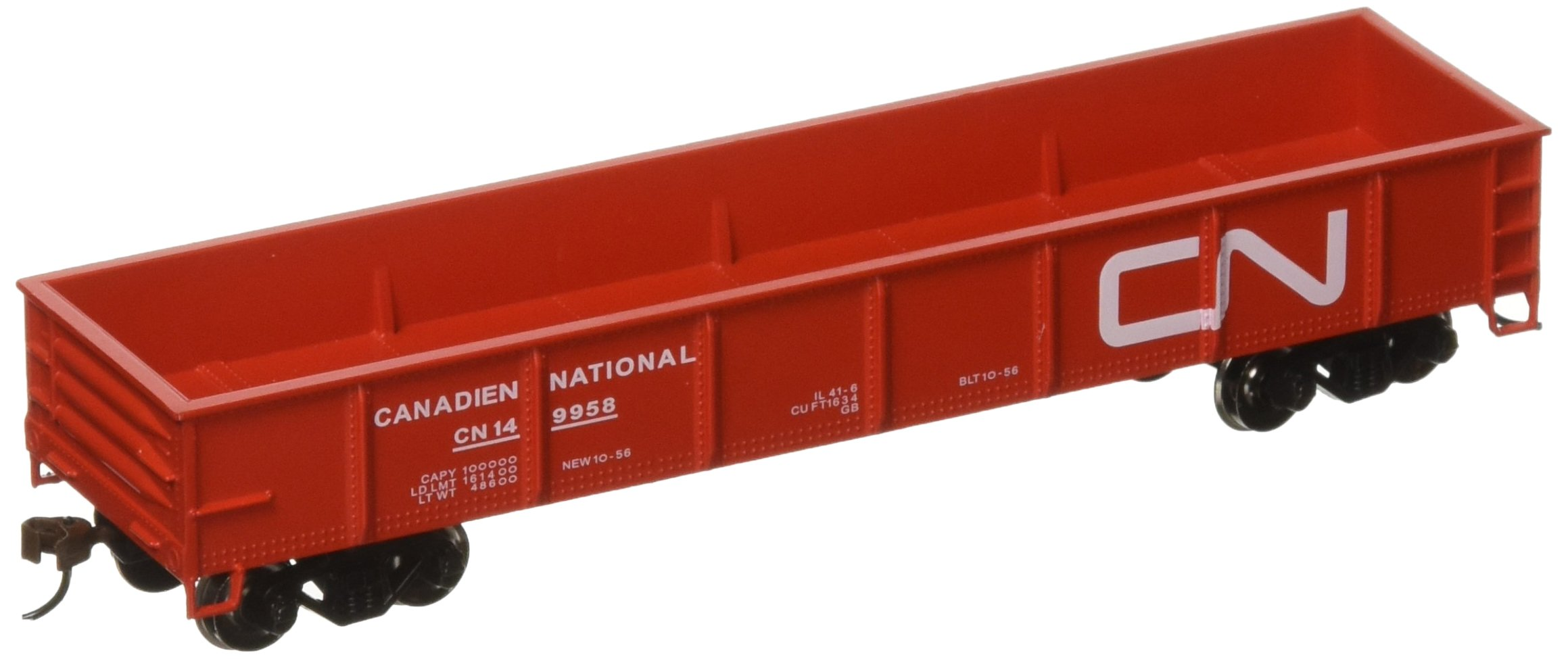 Bachmann Trains Canadian National Gondola