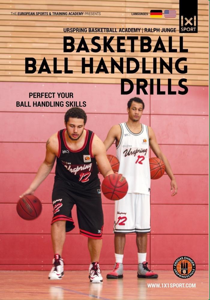 Scoring Shooting BLUE BASKETBALL Ultimate Training Guide Ball-Handling