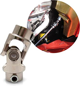 3//4-36 x 3//4 DD Set Screw Style U-Joint Helix HEXUJ1ZF2B2 U-Joint