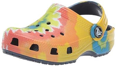 Crocs Classic Tie Dye Graphic Clog Choose SZ//Color