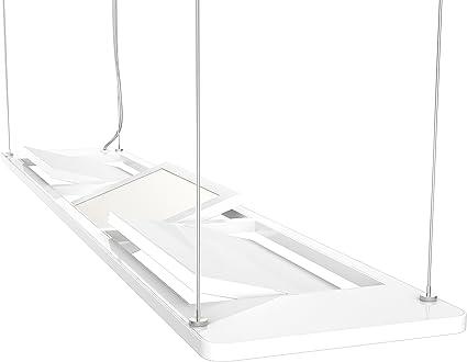 Osram 73243 Silento Poco Luminaire LED Suspendu Blanc Plafonnier 18 W 230 V