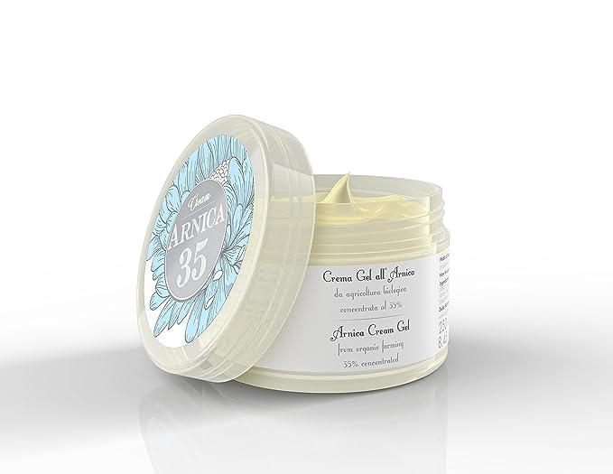 Arnica 35 SPORT - LA MÁS CONCENTRADA - Gel crema a base de árnica concentrada al 35% - INDICADO ANTES Y DESPUÉS DEL EJERCICIO FÍSICO - GRAN FORMATO 250 ml: ...