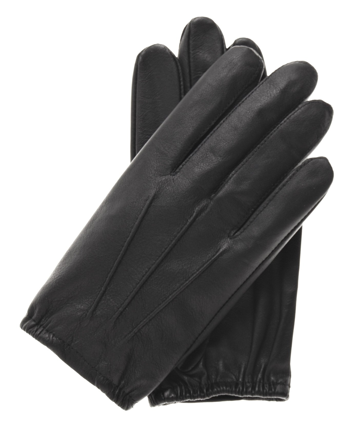 Pratt and Hart Men's Thin Unlined Police Search Duty Gloves Size XXXXL Color Black