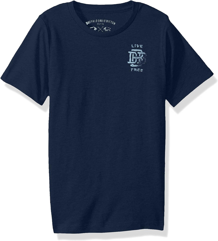 Buffalo by David Bitton Boys Valy Tee Shirt