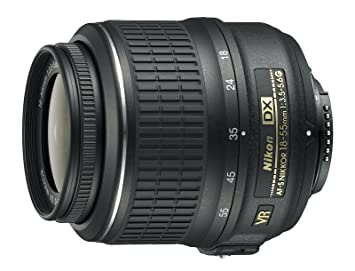 Review Nikon 18-55mm f/3.5-5.6G AF-S