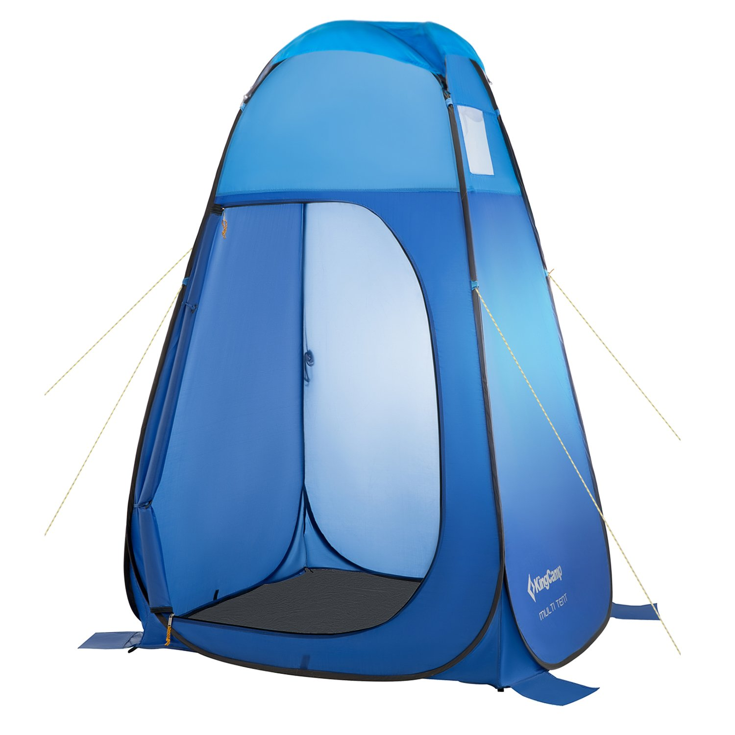 KingCamp Multi Tent, Outdoor Portable Multi-Use Pop Up Tent/Changing Room with Carry Bag 141[並行輸入]   B015WF7E0Q