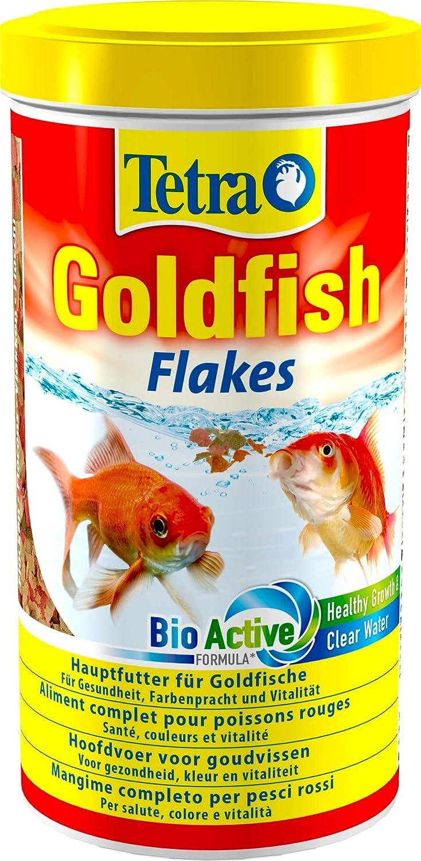 Tetra Goldfish Mangime per Pesci, 1 L