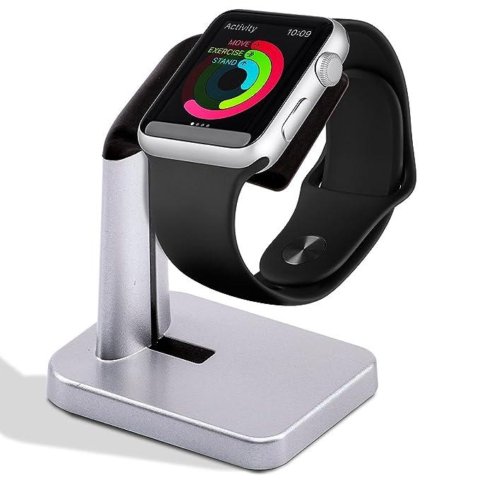 Amazon.com: Apple iWatch soporte para carga, Dock Estación ...