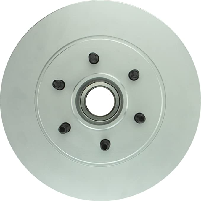 POWER PERFORMANCE DRILLED SLOTTED PLATED BRAKE DISC ROTORS P34147 FRONT