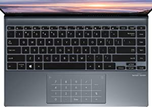 CaseBuy Keyboard Cover Compatible with ASUS ZenBook 14 UM425 UM425IA UX425JA-EB71 UX425EA UM425UA 14