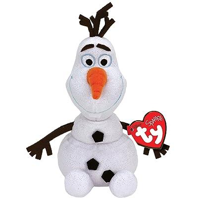 "Ty Disney Frozen Olaf - Snowman Medium 13"": Toys & Games"