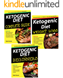 Weight Loss Cookbook: 3 Manuscripts - Ketogenic Diet for Beginners, Ketogenic Diet for Weight Loss, Ketogenic Diet The Complete Guide