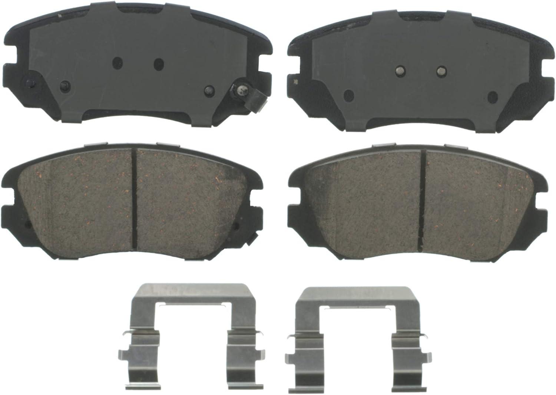 Disc Brake Pad Set-QuickStop Disc Brake Pad Rear Wagner ZD1275