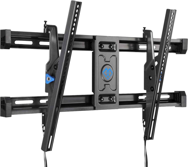 Perlesmith Neigbare Tv Wandhalterung Für 40 82 Zoll Led Elektronik