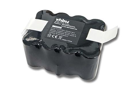 vhbw Batería Ni-MH 3300mAh (14.4V) para herramientas eléctricas, robots aspiradoras