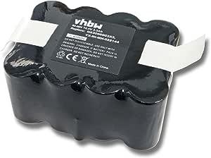 vhbw Batería NiMH 3300mAh (14.4V) para robot aspirador Home Cleaner Samba XR210, XR210C como YX-Ni-MH-022144, NS3000D03X3.: Amazon.es: Hogar