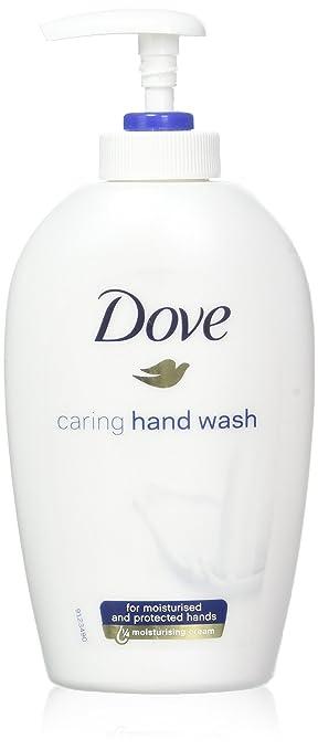 dove beauty wash