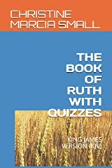 THE BOOK OF RUTH WITH QUIZZES Paperback