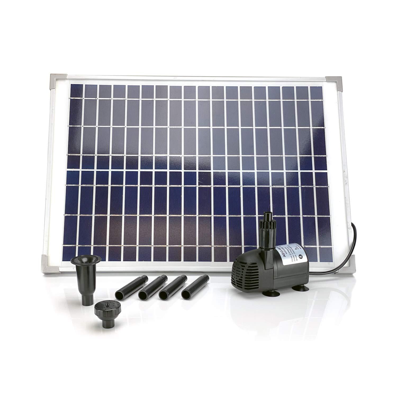 AEO-WP50SP20-Kit 12V Pump with Solar Panel