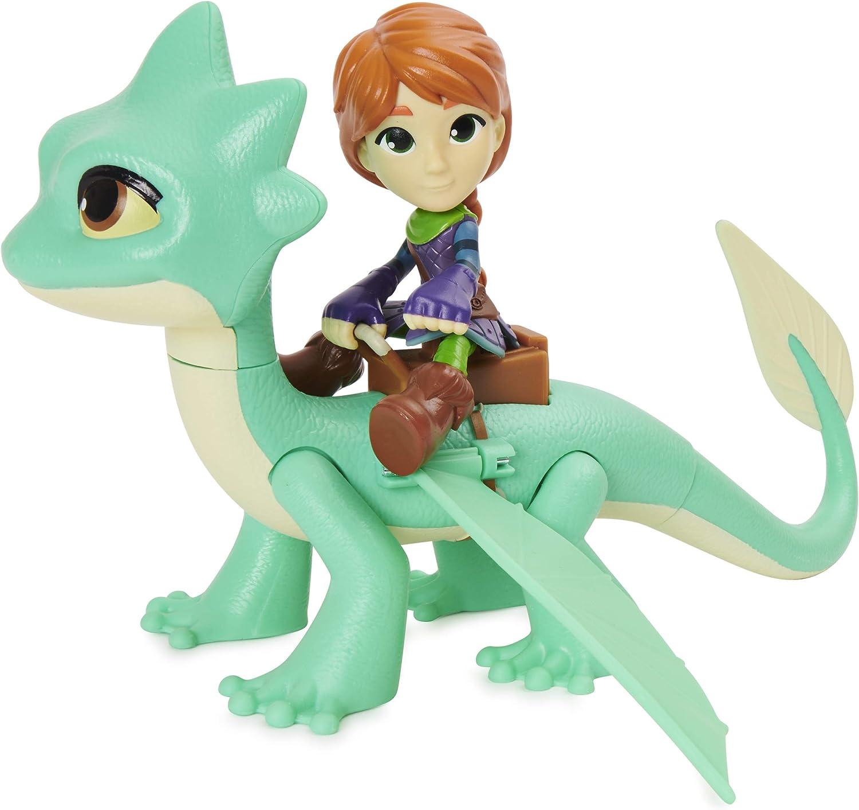 Dragon Rescue Riders Winger figurine Netflix DREAMWORKS 2020