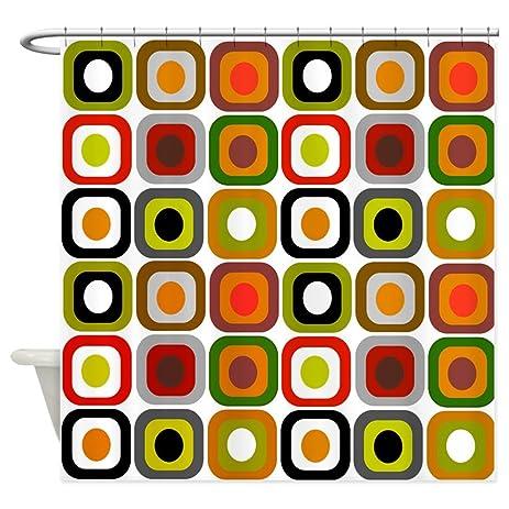 Amazing CafePress   Mid Century Modern Shower Curtain   Decorative Fabric Shower  Curtain