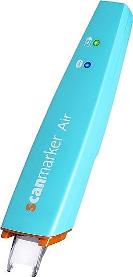 Scanmarker Air Pen Scanner Reader Digital Highlighter Scanning Pen black