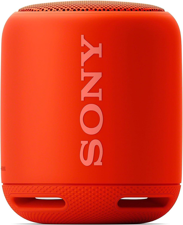 Black Sony XB10 Portable Wireless Speaker with Bluetooth SRSXB10//BLK