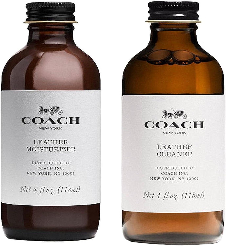 Coach Leather Handbag Moisturizer and Cleaner Set