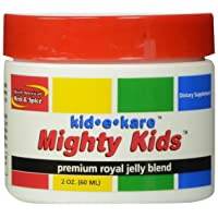 North American Herb and Spice, Kid-e-kare Mighty Kids, Premium Royal Jelly Blend...