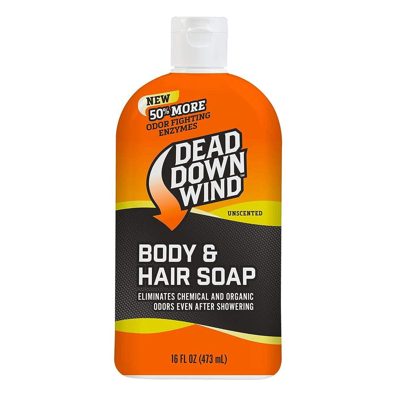 DDW Champ/ú de Lavado Corporal para Cuerpo DEAD DOWN WIND Dead Down Wind 121618 Cantidad 1