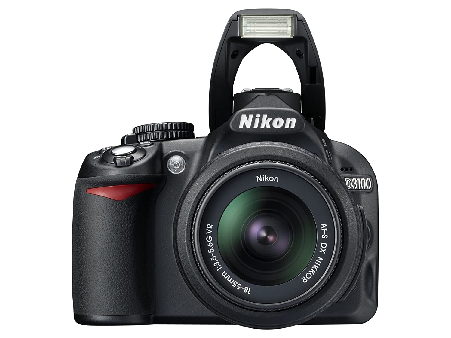 Camera D3100 Dslr Camera Review amazon com nikon d3100 dslr camera with 18 55mm f3 5 6 auto focus s nikkor zoom lens discontinued by manufacturer camera