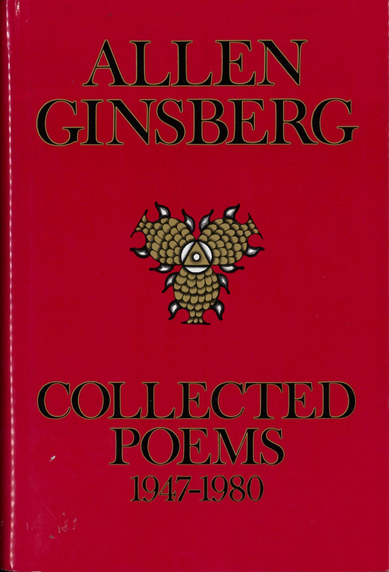 Collected Poems 1947 1980 Allen Ginsberg 9780060153410