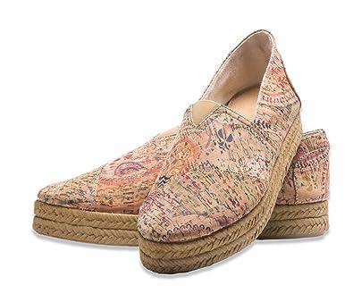 Stylische DamenSchuheamp; KorkschuheKork Stylische Handtaschen Schuhe KorkschuheKork lTF3K1cuJ5