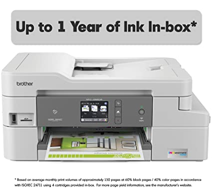 Brother INKvestment Tank Inkjet Printer MFC J995DW Color All In One