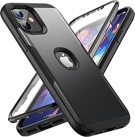YOUMAKER Luxury Phone Case for iPhone 12  and iPhone 12 Pro
