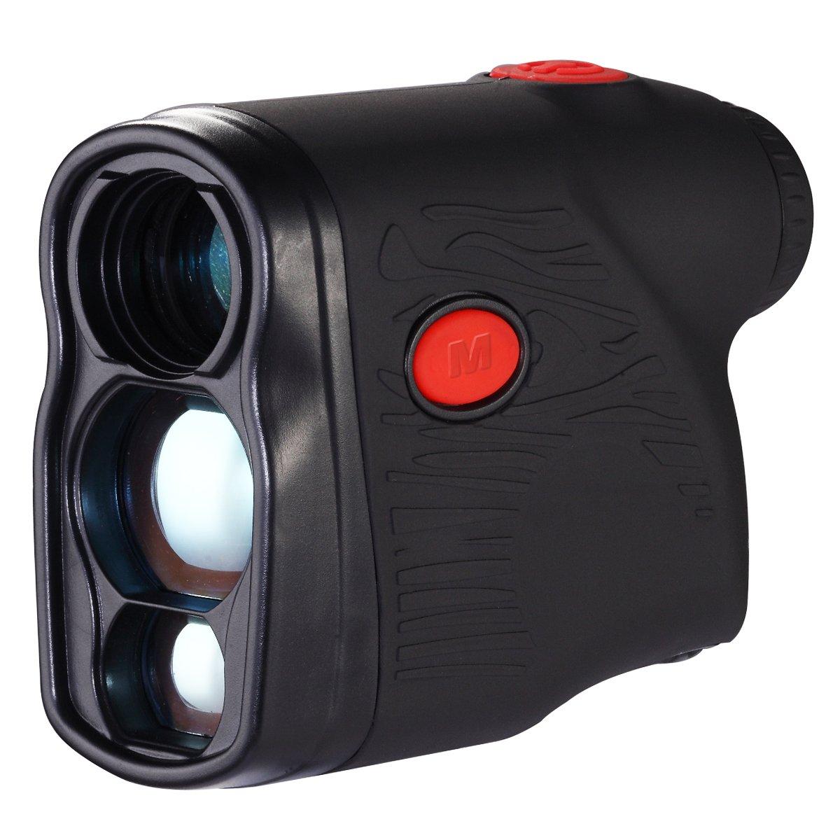 LaserWorks Long Distance 1200 Yards Hunting Rangefinder - Horizontal Distance, Speed, Scan Laser Range Finder