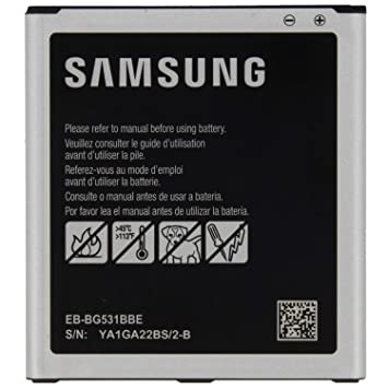 c9c742a2b Samsung 100% ORIGINAL Battery for Samsung Galaxy J5: Amazon.co.uk ...