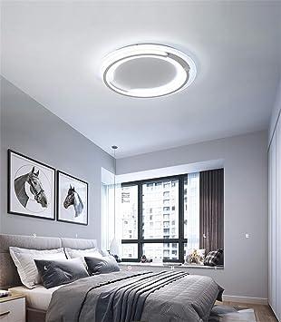 LUCKY CLOVER-A Lámparas LED Luz de Acero Inoxidable Cristal ...