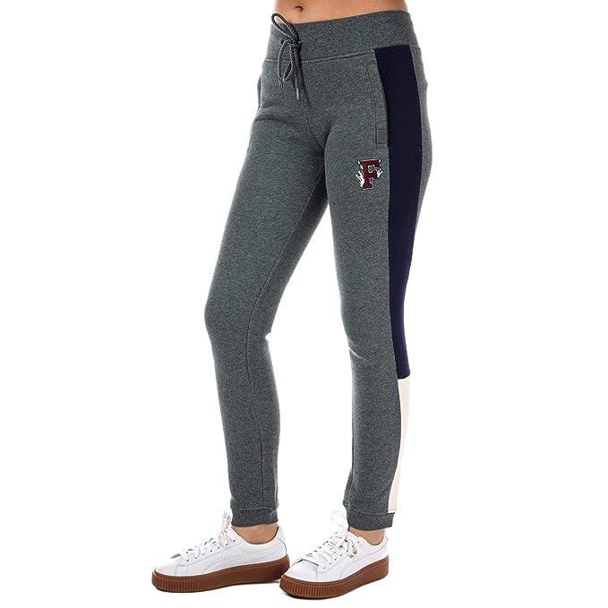 7c68dc524 Puma - Pantalón Deportivo - para Mujer Gris Gris 36  Amazon.es  Ropa y  accesorios