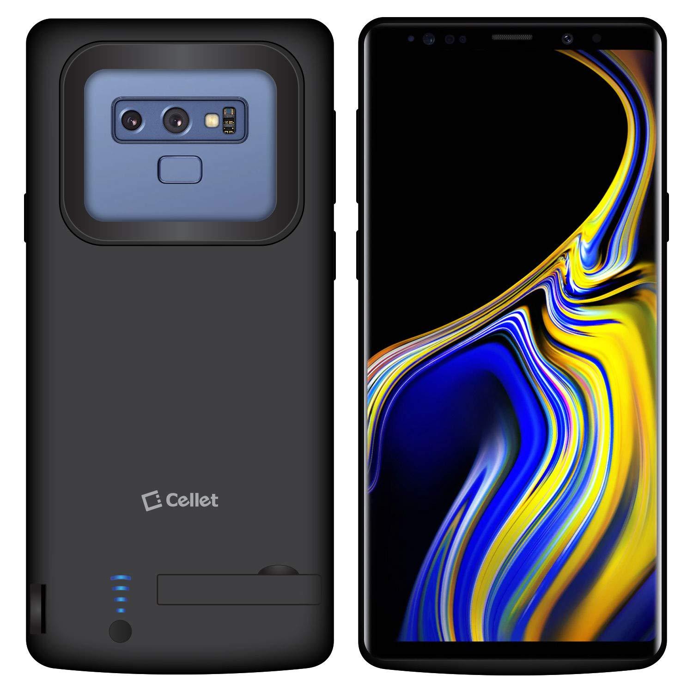 Funda Con Bateria De 5000mah Para Samsung Galaxy Note 9 Cellet [7jzhsr1n]