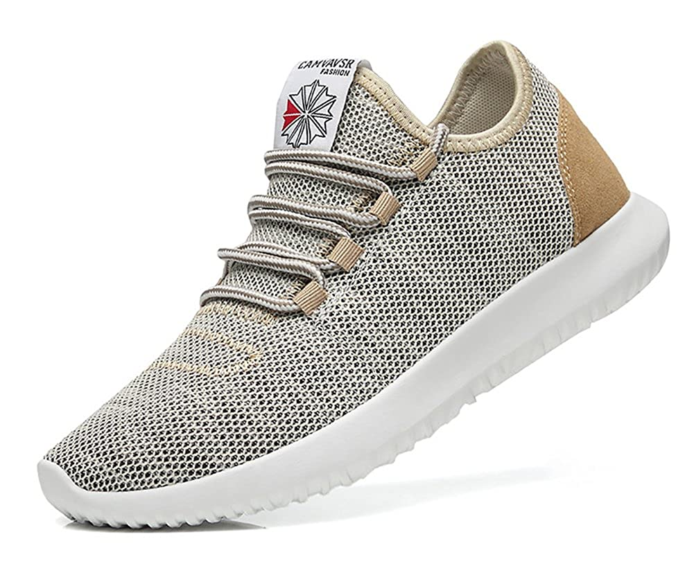 b9e54c91e7db1 COSDN Men's Casual Flyknit Sock Shoes Fashion Sneaker