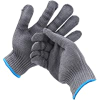 Guantes de Pesca ZWRY 1pair Durable Protective Fishing