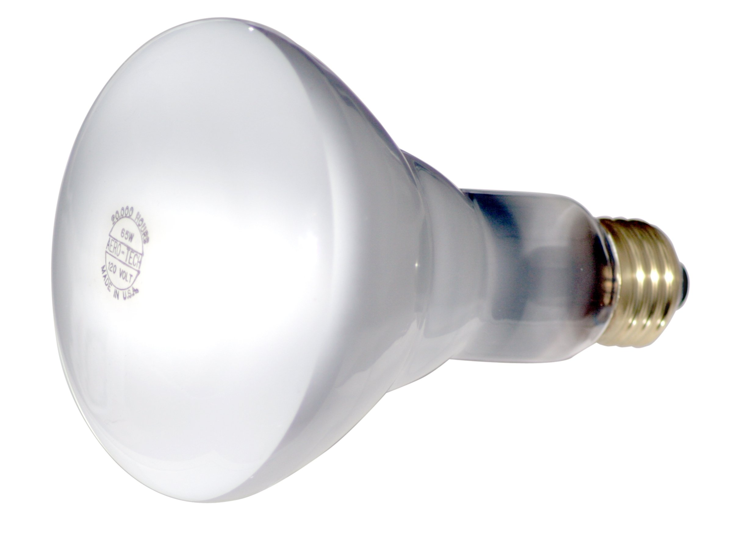 Aero-Tech ULA-22 20,000 Hour 65-Watt BR-30 Indoor Flood Light Bulb by Aero-Tech