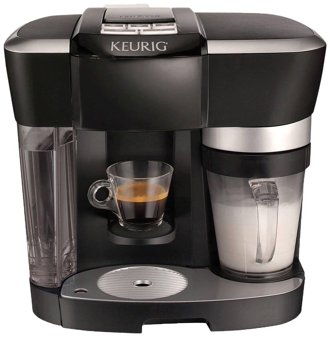 The Keurig Rivo Cappuccino and Latte System by Keurig