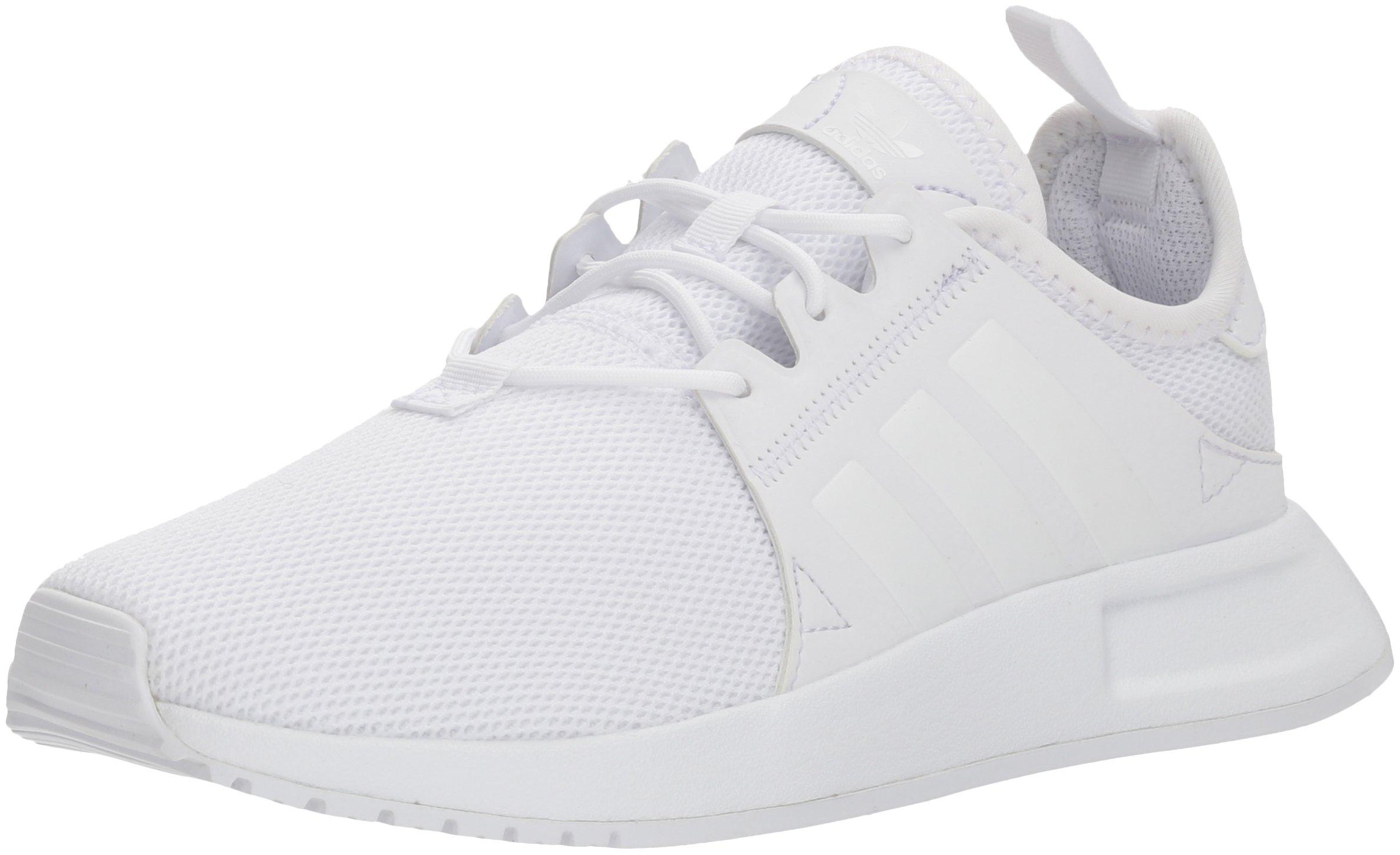 bea89b204f941 Galleon - Adidas Originals Unisex X_PLR J Running Shoe White, 6.5 M US Big  Kid