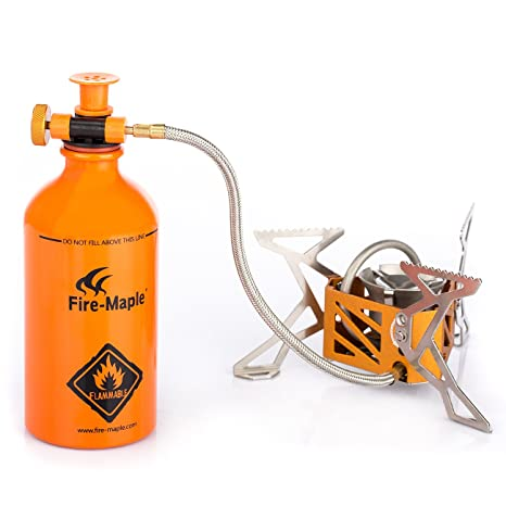 Fire-Maple FMS-F3 estufa de alcohol gasolina quemador de alcohol hornillo portátil plegable