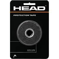 HEAD - Cinta de protección para la Cabeza de la Raqueta, Rollo de 16 pies, Color Negro