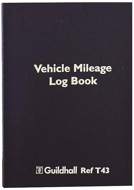 vehicle mileage log